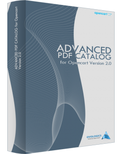 Advanced PDF Catalog for OpenCart (for v. 2.0)