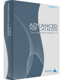 Advanced PDF Catalog for OpenCart