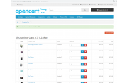 Cart2PDF for OpenCart for version 3.x