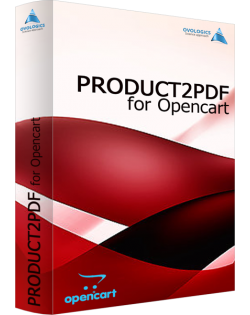 Product2PDF for Opencart