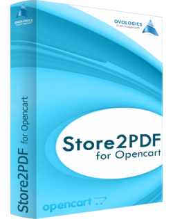 Store2PDF for OpenCart