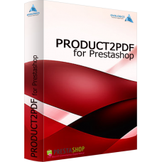 Product2PDF for Prestashop
