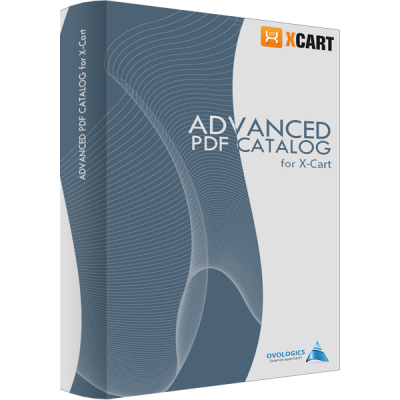 Advanced PDF Catalog for X-Cart